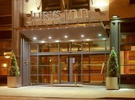 Jurys Inn Dublin Parnell Street, hotel em Dublin