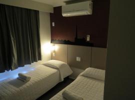 Minuano Express Hotel, hotel in Porto Alegre