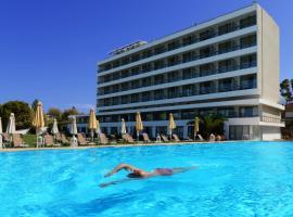 Airotel Achaia Beach, budget hotel in Patra