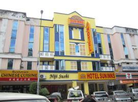 Sun Inns Hotel Kepong, hotel berdekatan Batu Caves, Kuala Lumpur