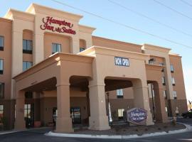 Hampton Inn & Suites Carlsbad, hotel v destinaci Carlsbad
