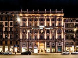 Worldhotel Cristoforo Colombo, hotel in Milan