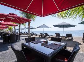 Villa Shanti Beach Hotel, hôtel à anur