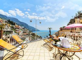 Florida Residence, bed & breakfast a Positano