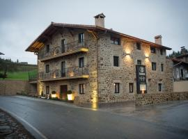 Osabarena Hotela, hotel near Gorbea Mountain, Orozko