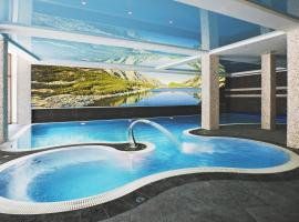 Hotel Żywiecki Medical SPA & Sport i Hotel Żywiecki Business Class