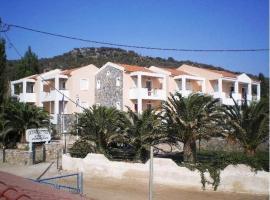 Apollon (ex. Albatros), hotel in Plomari