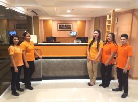 Stone House Hotel Pasay โรงแรมในมะนิลา
