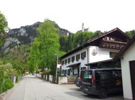 Landhaus Nina, Hotel in der Nähe von: Schloss Neuschwanstein, Schwangau