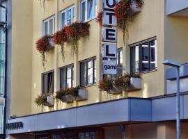 Hotel Garni Oberrhein, hotel a Rheinfelden