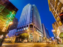 Contemporary Hotel near Oracle Park | Hyatt Place San Francisco ...