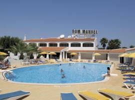 Albergaria Dom Manuel Hotel, hotel near Benagil Beach, Porches