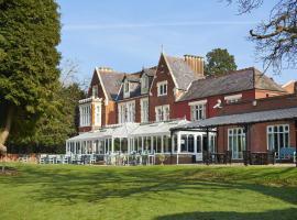 Hilton St Annes Manor, hotel in Bracknell