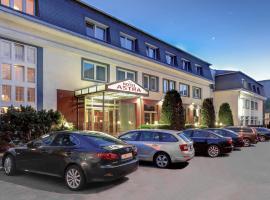 Hotel Astra – hotel w pobliżu miejsca Centrum handlowe Chodov w Pradze