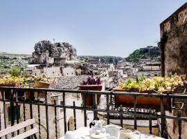 Casa Del Sole, hotel in Matera