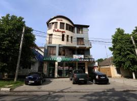 Hotel Palanga, отель в Анапе, рядом находится Торговый центр «Красная площадь»