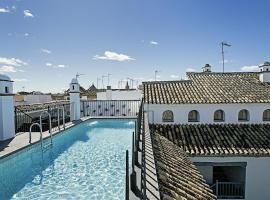 Hotel Unuk Soho, hotel in Seville