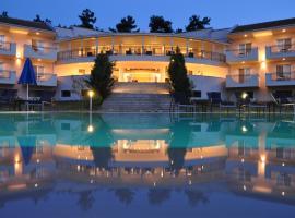Kohylia beach hotel