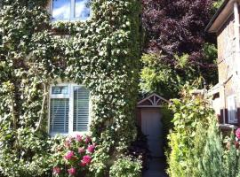 Green & White House, hotel near Greyfriars, Oxford