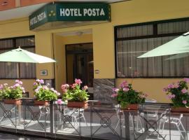Hotel Posta, hotel a Ventimiglia