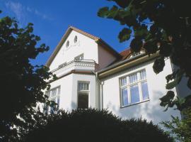 Villa Daheim - FeWo 01