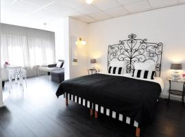 Hotel Zeespiegel، فندق في زاندفورت