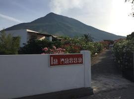 Pensione La Nassa, hotel in Stromboli