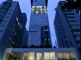 Hotel Emiliano, hotel design em São Paulo