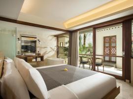 Amnaya Resort Kuta, отель в Куте