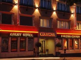 Wellness Apart Hotel, aparthotel in Brussel