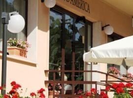 Hotel Sud America, hotel in Fiuggi