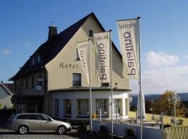 Hotel Palatino, hotel in Sundern