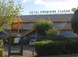 Premiere Classe Beziers, hotel in Béziers