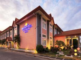 Microtel by Wyndham Davao, hotel in Davao City