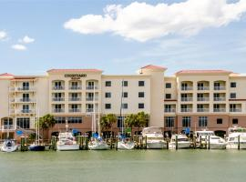 Courtyard by Marriott St. Petersburg Clearwater/Madeira Beach, hotel in St Pete Beach