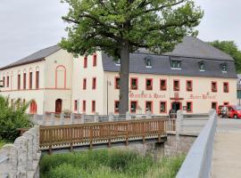 Gasthof und Hotel Roter Hirsch, Hotel in Claußnitz