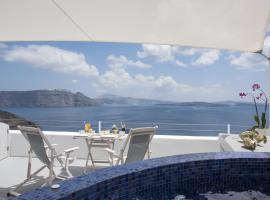 Ambition Suites, hotel in Oia