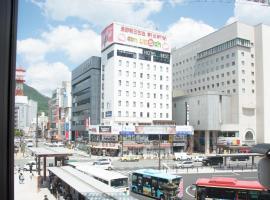Hotel Abest Nagano Ekimae