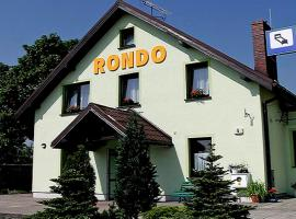 Pensjonat Rondo, hotel in Września