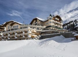 Alpenaussicht