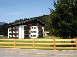 Welcome-Bienvenue-Добро пожаловать, Ferienwohnung in Flachau