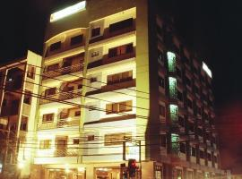 The Golden Pine Hotel, hotel in Baguio