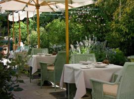 La Mirande, accessible hotel in Avignon