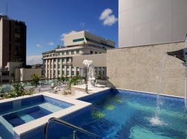 Sheraton Santos Hotel, hotel em Santos