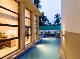Luxury Villa Goa, hotel in Candolim