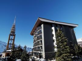 Résidence Odalys Chanteneige Croisette, hotel v destinácii Les Menuires