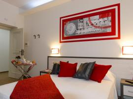 Gemme Di Roma Accomodation, hotel in zona Stazione di Roma Termini, Roma
