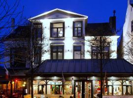Hotel Pannenkoekhuis Vierwegen, hotel near Middelburg Station, Domburg