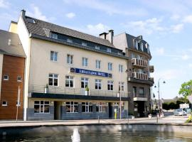 Ambassador Hotel Bosten, accessible hotel in Eupen