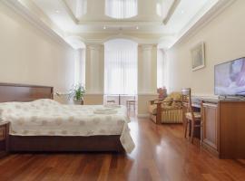 Consul Hotel, отель в Одессе, в районе Приморский